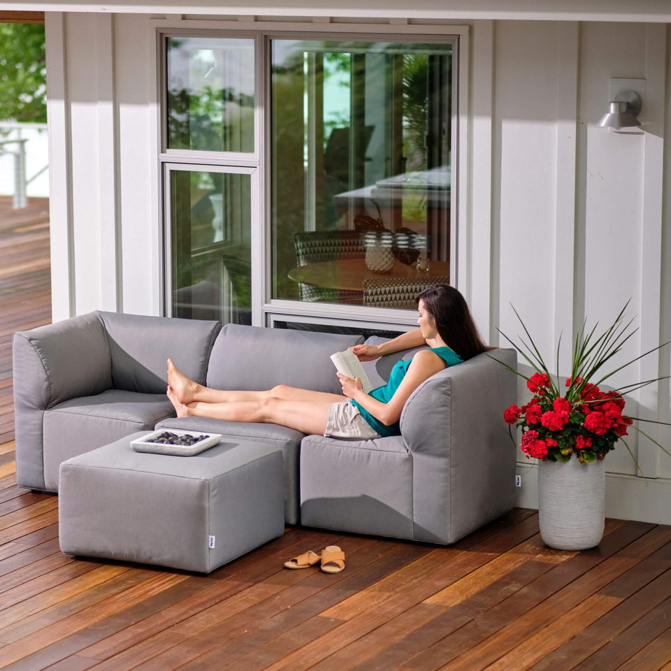 Patio 4pc Sectional