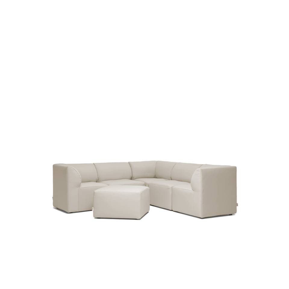 Orahh 6pc Sectional