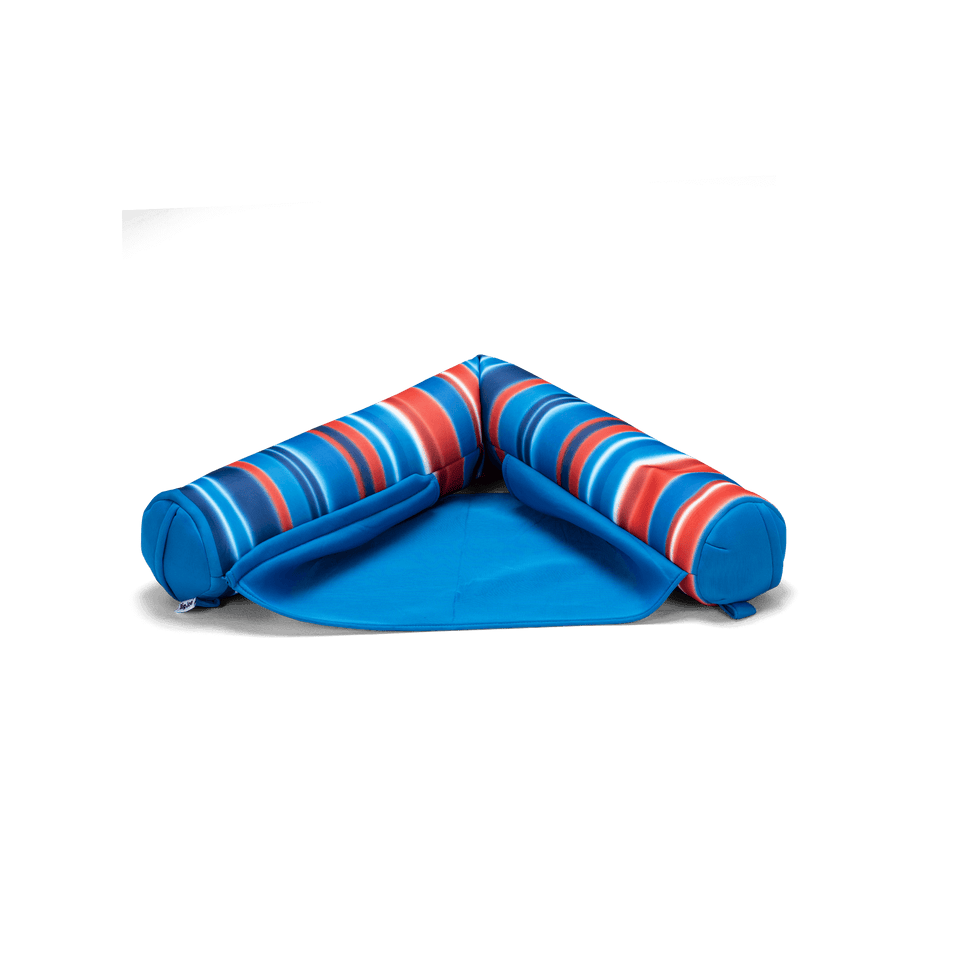 Blurred Americana Noodle Sling Pool Float Front View 2045759