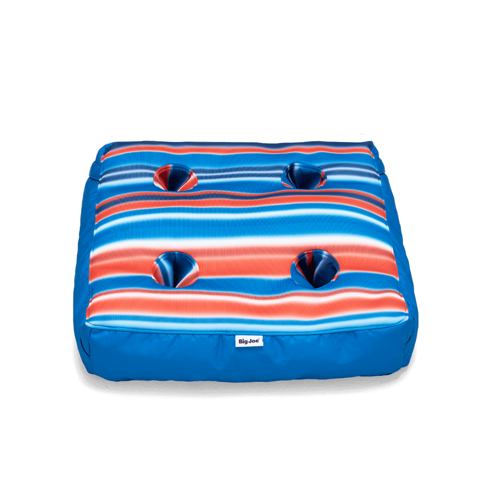 Blurred Americana Captains Caddie Pool Accessory Front View 2186759