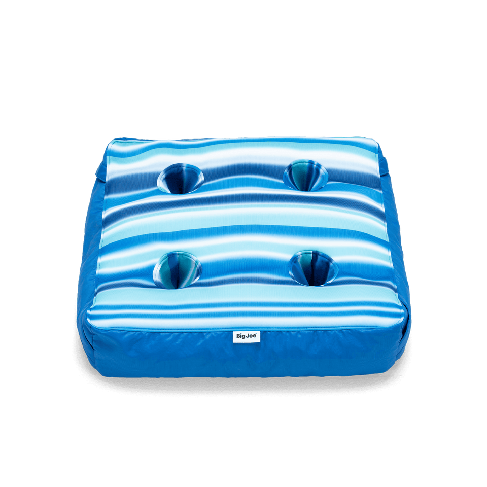 Blurred Blue Captains Caddie Pool Accessory Front View 2186820
