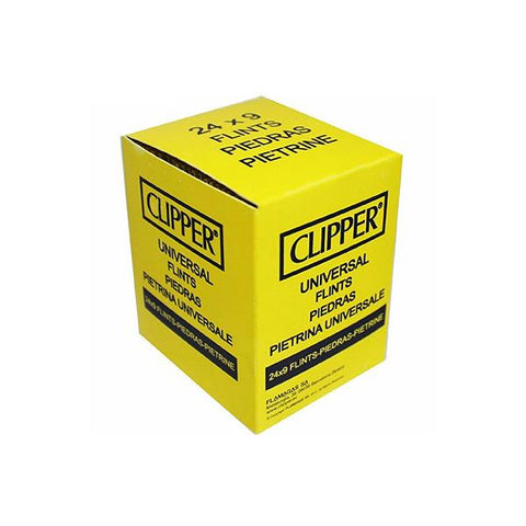 24 x 9 Clipper Universal Flints - vapingos