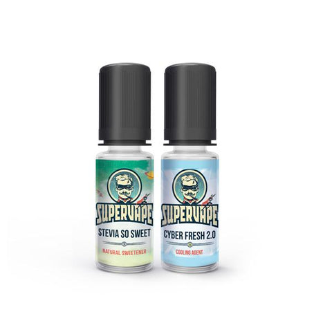 SuperVape by Lips Liquid Additives 0mg 10ml - vapingos