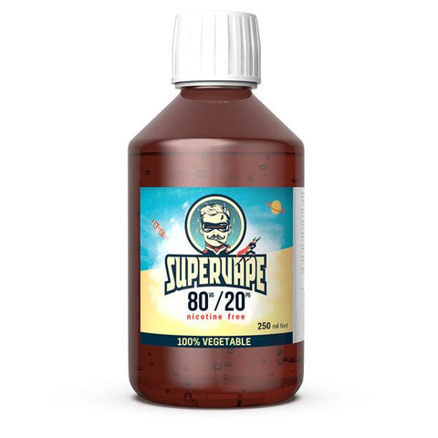 SuperVape by Lips Liquid Bases PG/VG/AG 250ml - vapingos