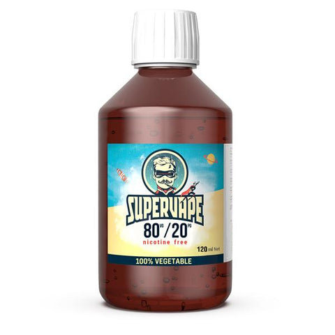 SuperVape by Lips Liquid Bases PG/VG/AG 120ml - vapingos