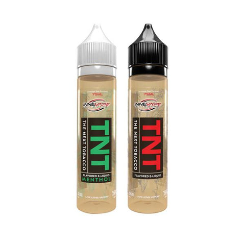 TNT by Innevape 0mg 50ml Shortfill (50VG/50PG) - vapingos
