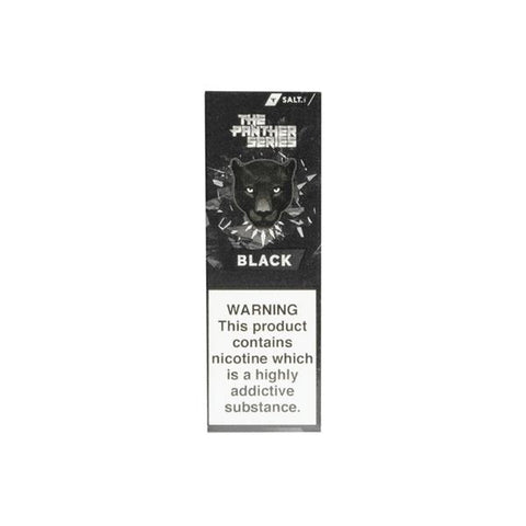 10mg Black Panther by Dr Vapes 10ml Nic Salt (50VG-50PG) - vapingos