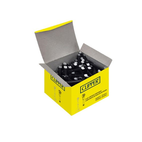 Clipper Flint System - 100 Pack - vapingos