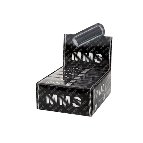 MMS Black King Size Cigarette Rolling Machine - TN120 BLK - vapingos