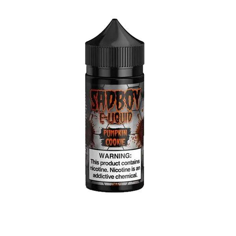 Sadboy Original Range 100ml Shortfill 0mg (70VG/30PG) - vapingos