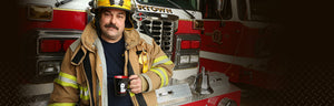 Firehouse Coffee is centered on firefighters.