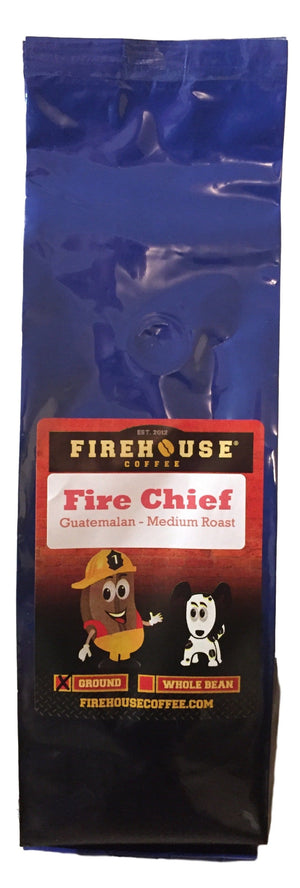 Fire Chief Guatemalan Coffee