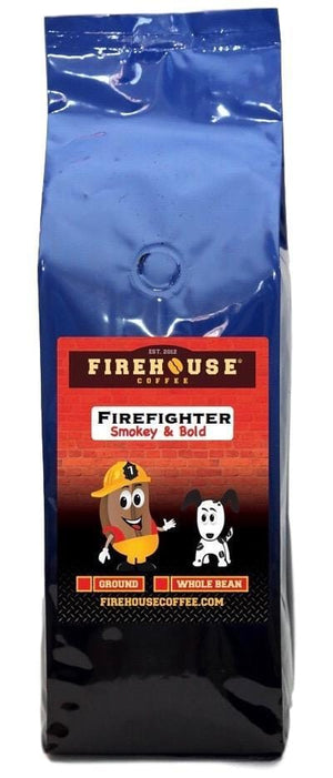 Firefighter Coffee 12 oz Bag