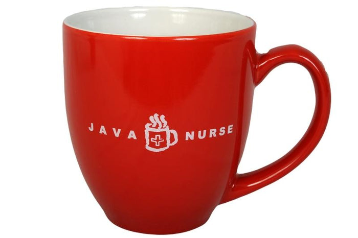Java Nurse Coffee Mug