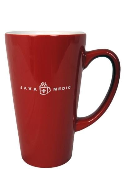Java Medic® Ceramic Coffee Mug