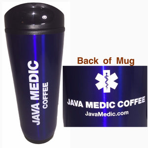 Java Medic 18oz Coffee Tumbler