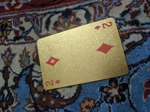ConjuredCards Auction - 2 of Diamonds