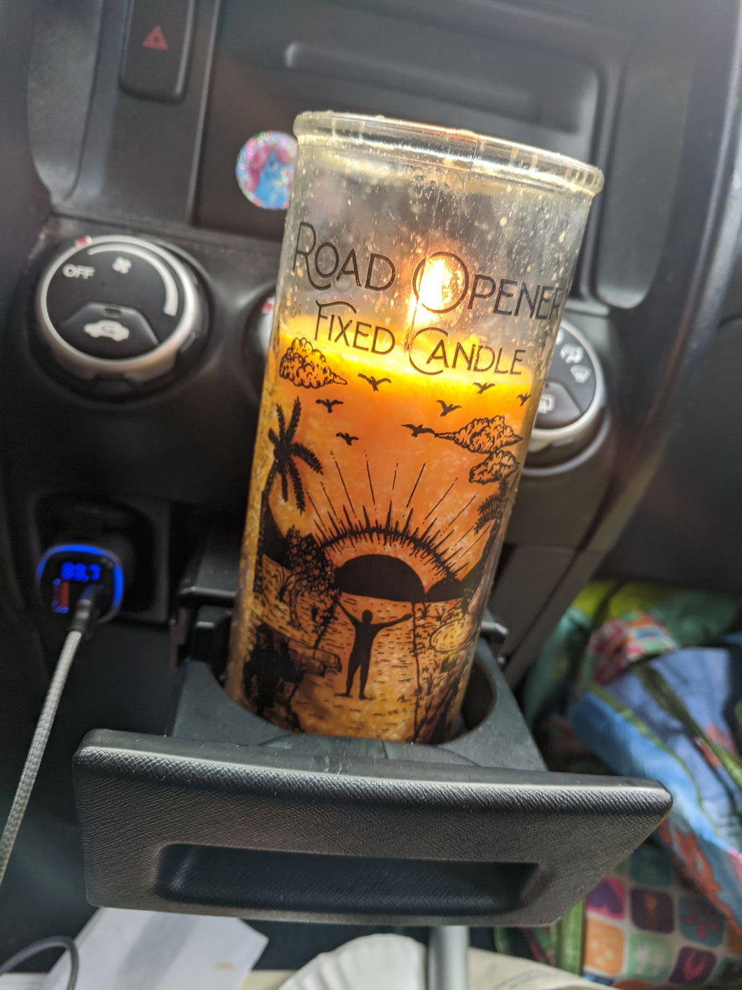 Road Opener Candle