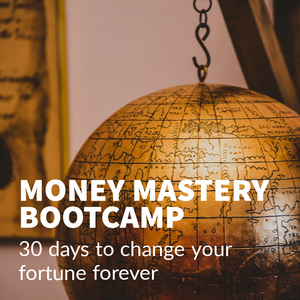 Money Mastery Bootcamp Registration