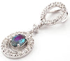 Lovely Genuine Gemstone Alexandrite Pendant for SALE at BitCoin Gems