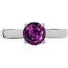 Attractive Alexandrite Genuine Gemstone Ring at BitCoin Gems