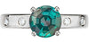 Best Alexandrite Genuine Gemstone Ring at BitCoin Gems
