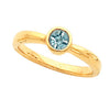 Best Aquamarine Genuine Gemstone Ring at BitCoin Gems
