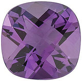 Discount Price AA Grade Checkerboard Antique Square Cushion Cut Calibrated Size Amethyst Gemstones