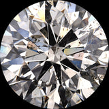 Super Low Price Diamond Melee in Round Cut, G-H Color - Value Quality Grade 2 in SI2 - SI3 Clarity Grade