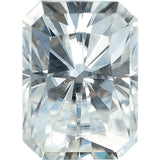 Radiant Cut Synthetic Forever One Near Colorless Moissanite Loose Gems, 6.00 x 4.00 mm to 10.00 x 8.00 mm