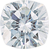 Forever One Moissanite Colorless Cushion Cut, 4.50 mm to 7.50 mm