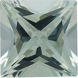 Best Princess Cut Green Quartz AAA Grade Loose Gems