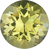 Best Price Checkerboard Round Genuine Lemon Quartz Loose Gems in Grade AA