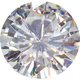 Forever Classic Round Cut Moissanite Gems,  1.00 mm to 2.50 mm