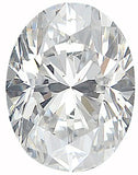Genuine Oval Cut Diamond Melee Loose Stones, G-H Color - VS Clarity, 3.00 x 2.30 mm to 7.00 x 5.00 mm Size