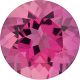 Round Cut AAA Grade Loose Genuine Natural Pink Tourmaline Gemstones