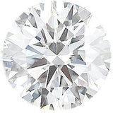 Top Quality Round Diamond Precision -Ideal Cut, F Color - SI1 Clarity