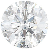 Best Loose Round Diamond  Precision-Ideal Cut - F Color - VS Clarity