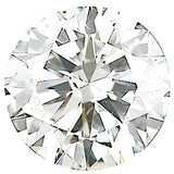 Loose Great Price Round Cut Diamond Melee, GH Color - SI1 Clarity