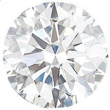 Best Standard Size Round Cut Diamond Melee, E Color - VS Clarity
