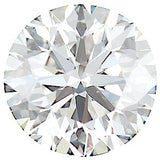 Beautiful Natural Round Cut Diamond Melee, GH Color - VS Clarity