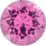 Best Price GEM Grade Pink Spinel Round Cut Loose Gemstones