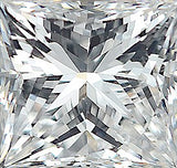 Shop Best Price Princess Cut Diamond Melee, IJ Color - SI1 Clarity