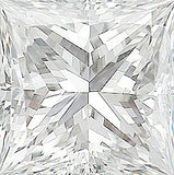 E Color - VS Clarity, Shop Princess Cut Loose Diamond Melee Gems