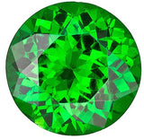 Natural Best Round Cut Genuine Tsavorite Garnet in Grade AAA