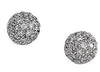 Fun Genuine Gemstone Diamond Earrings at BitCoin Gems