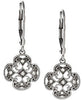 Fabulous Genuine Gemstone Diamond Earrings at BitCoin Gems