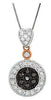 Alluring Genuine Gemstone Diamond Pendant for SALE at BitCoin Gems