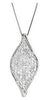 Dazzling Genuine Gemstone Diamond Pendant for SALE at BitCoin Gems