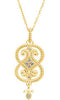 Incredible Genuine Gemstone Diamond Pendant for SALE at BitCoin Gems